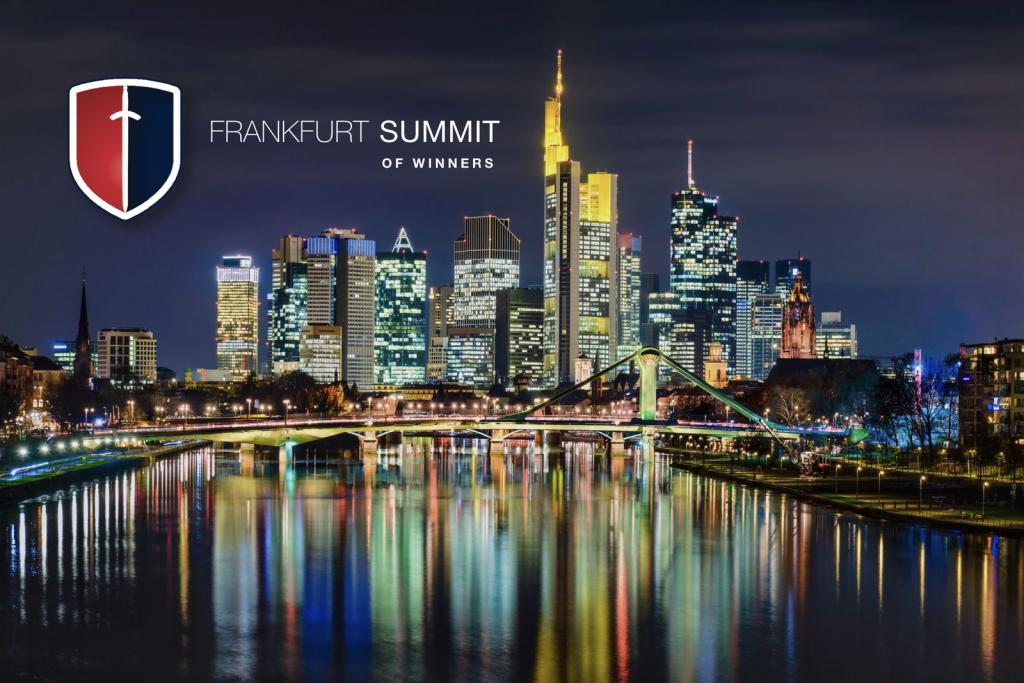Summit of Winners in Frankfurt