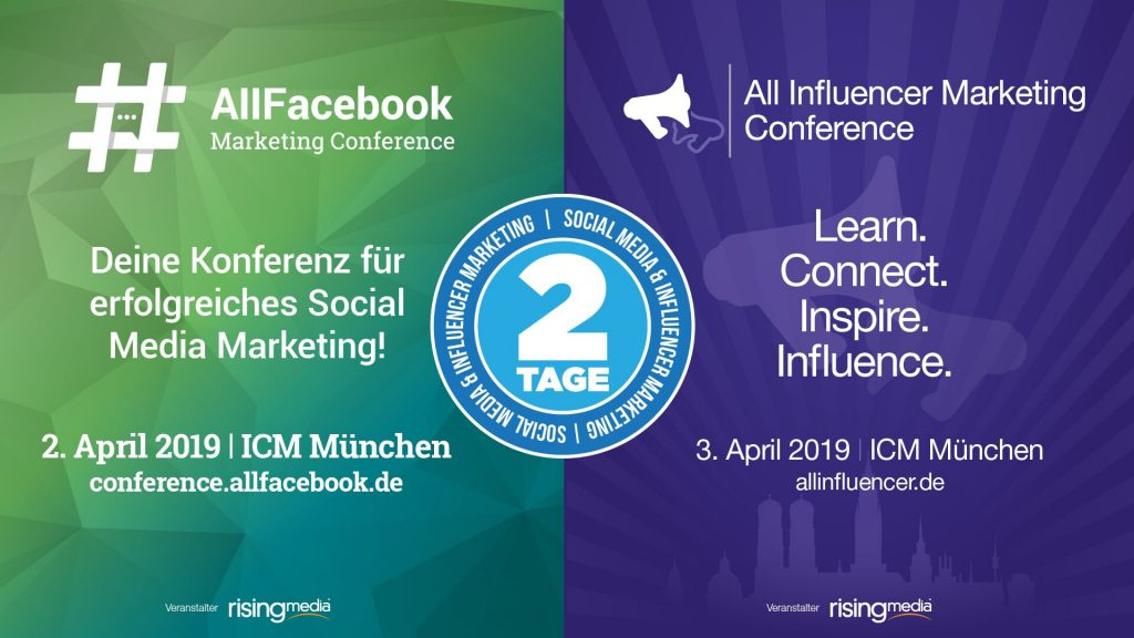 AllFacebook & All Influencer Marketing Conference