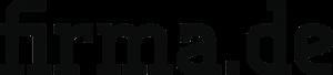 firma.de Logo (transparent)