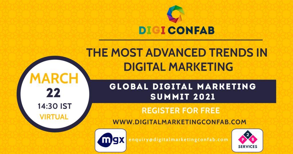 Digital Marketing Confab 2021