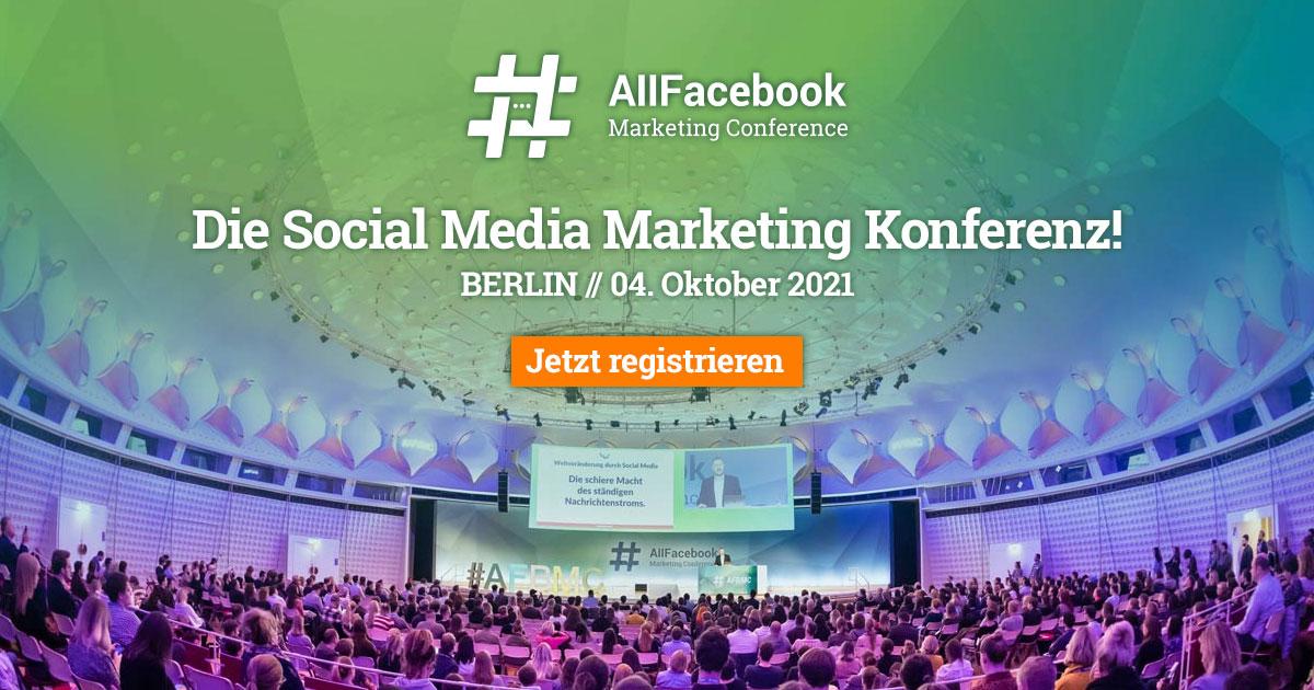 AllFacebook Marketing Conference Banner