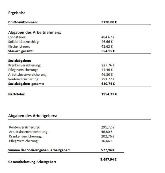 Entgeltabrechnung Berechnen : wie funktioniert die gehalts und lohnabrechnung ~ Themetempest.com Abrechnung