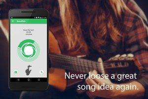 Foto Soundsnip app